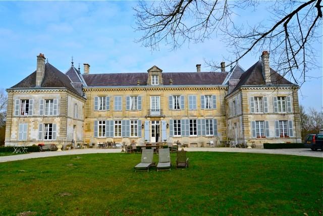 Chateau de Jacques - Champagne - Oliver's Travels