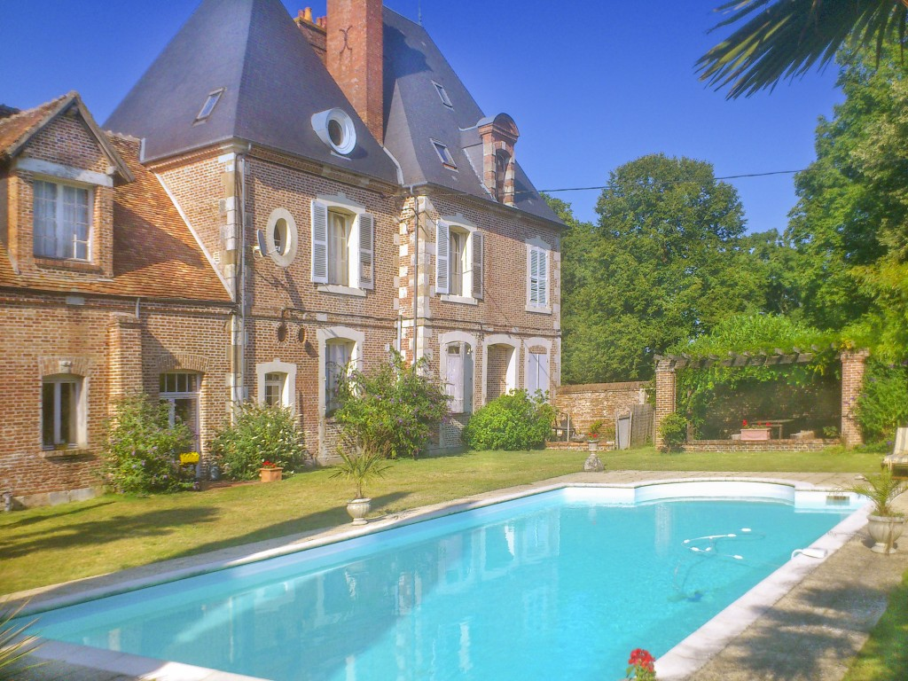 Chateau le Brun - Loire Valley - Oliver's Travels