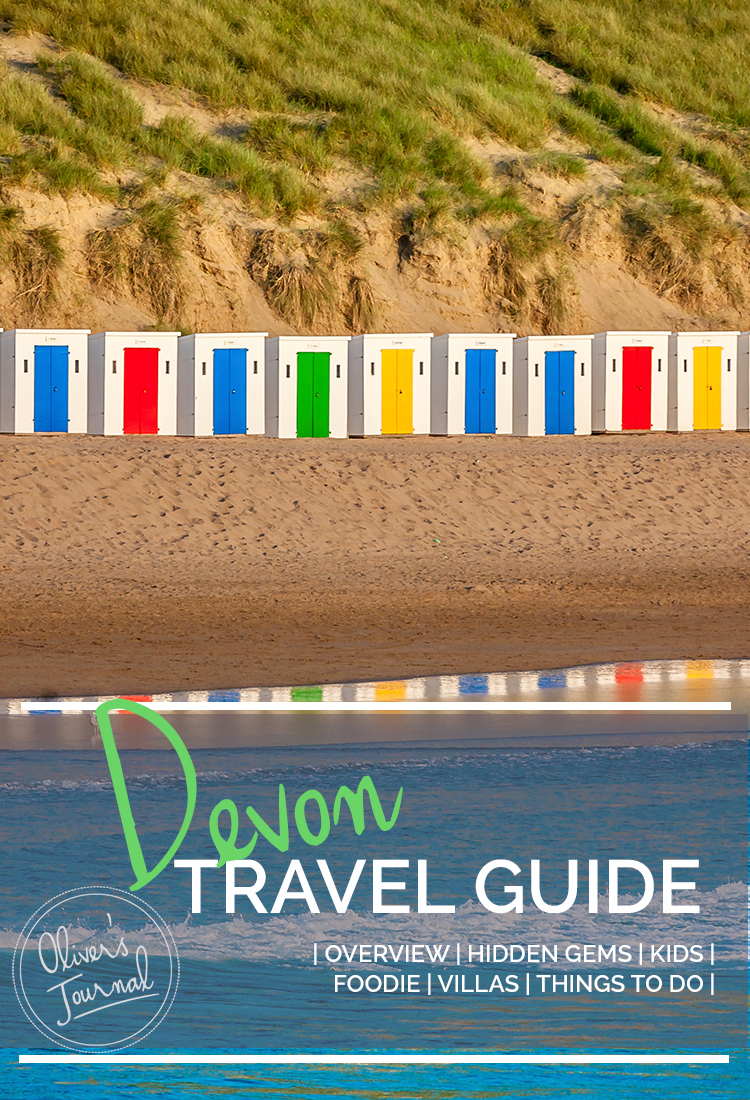 Devon Travel Guide...