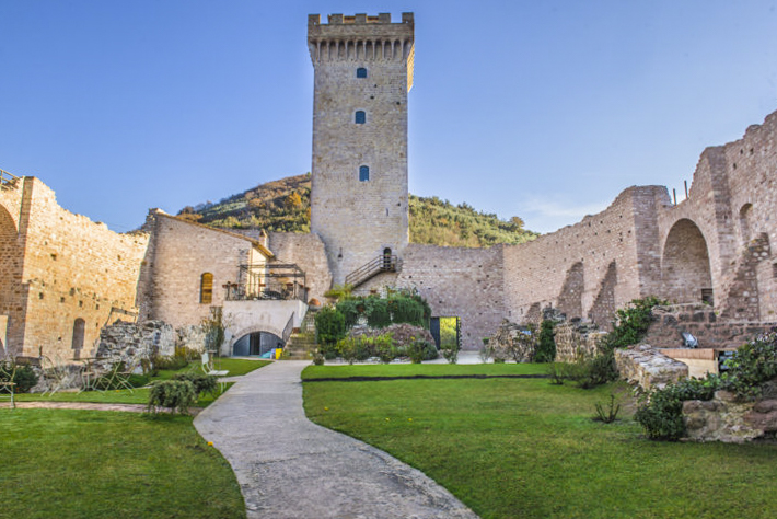 Fortezza Di Spinola - Umbria - Oliver's Travels