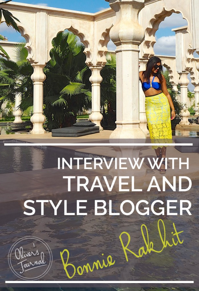 Interview with Travel and Style Blogger Bonnie Rakhit1
