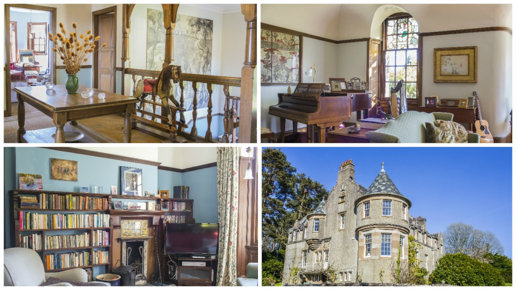 Lomond House - Scotland - Oliver's Travels