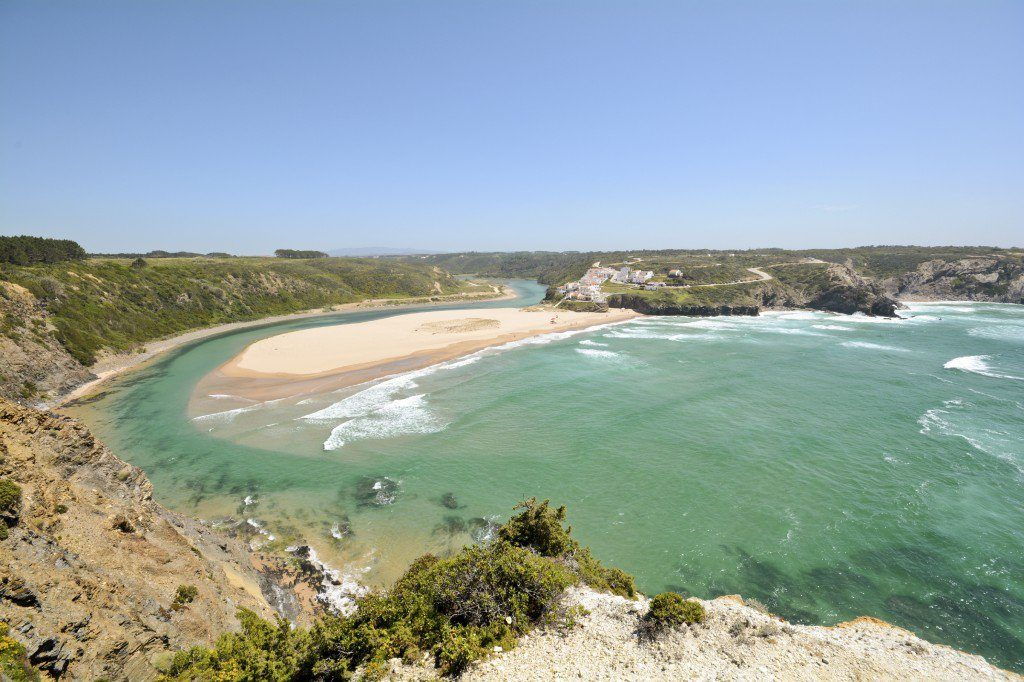 Praia de Odeceixe - Best Family-Friendly Beaches in the Algarve - Oliver's Travels