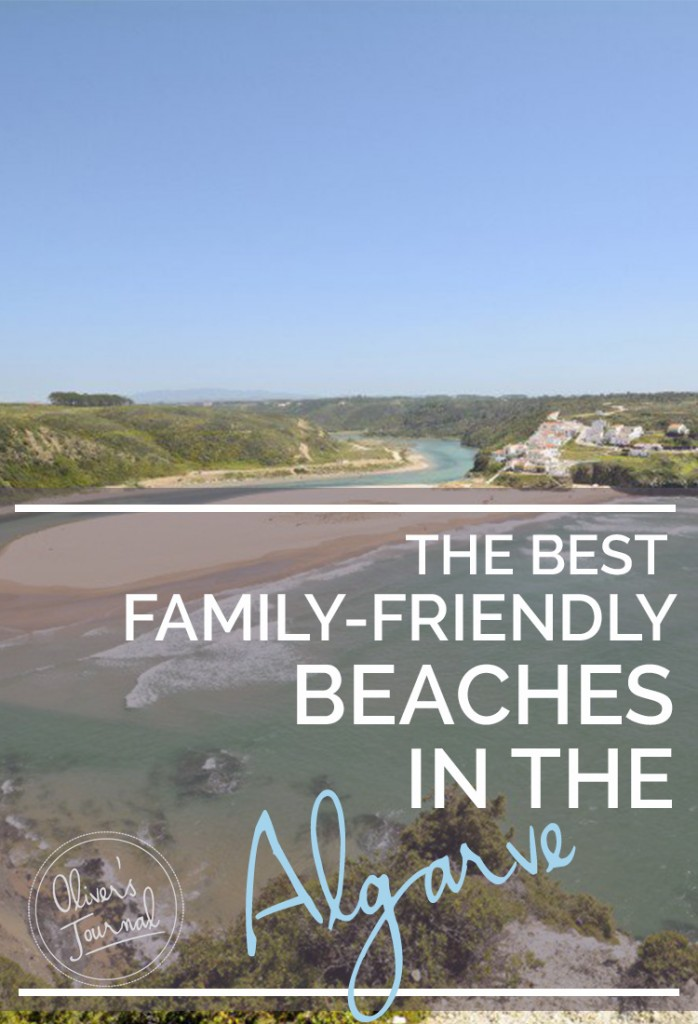 The Best Family Friendly Beaches in The Algarve