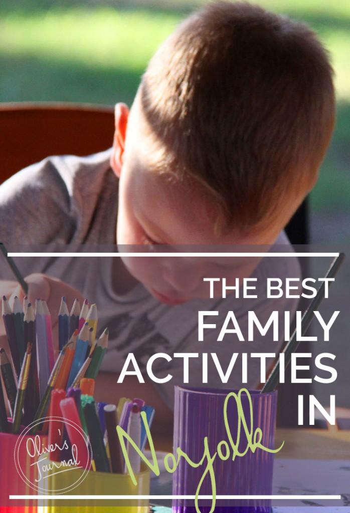 The best family activities in Norfolk