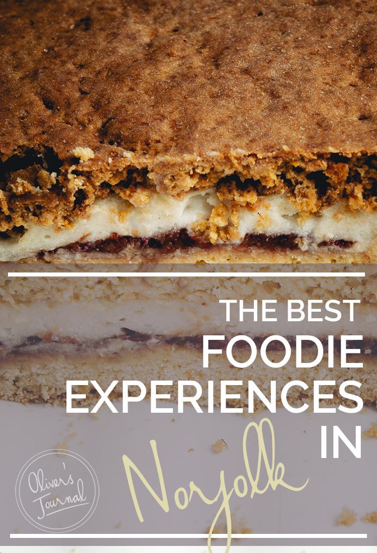 The best foodie experience in Norfolk