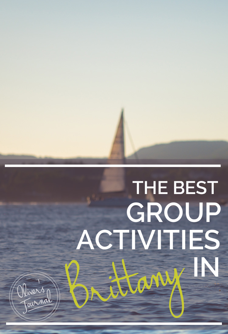The best group activities in Brittany