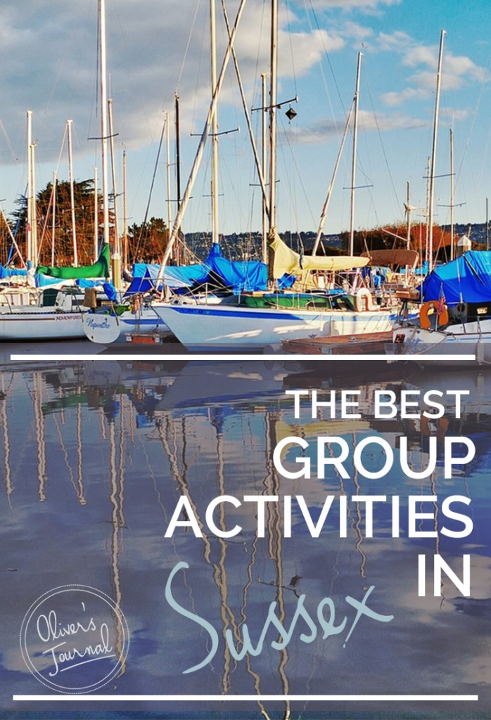 The best group activities in Sussex 2