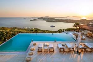 Villa Agi Lazro - Mykonos - Oliver's Travels