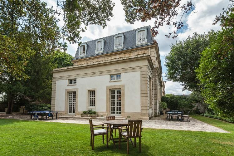 Chateau Dalsace - Paris Region - Oliver's Travels