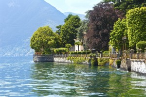 Gardens at Bellagio - Italy - Oliver's Travels