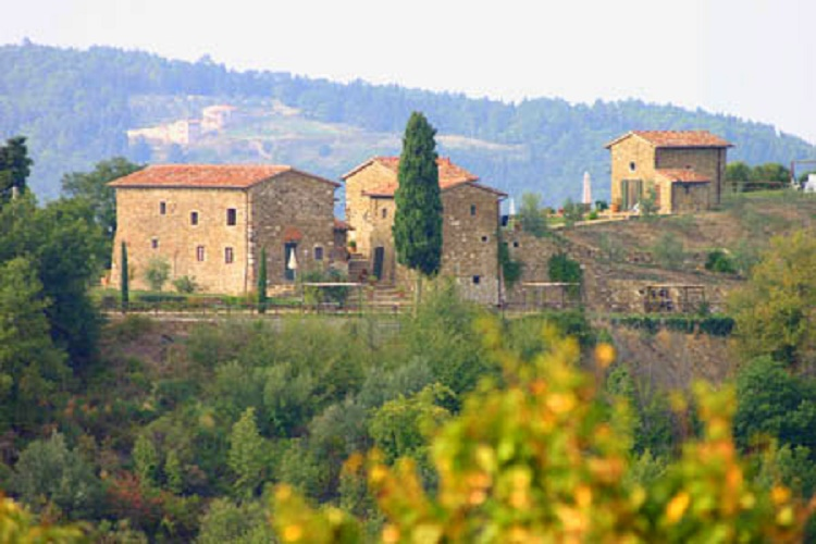 La Chisetta - Tuscany - Oliver's Travels