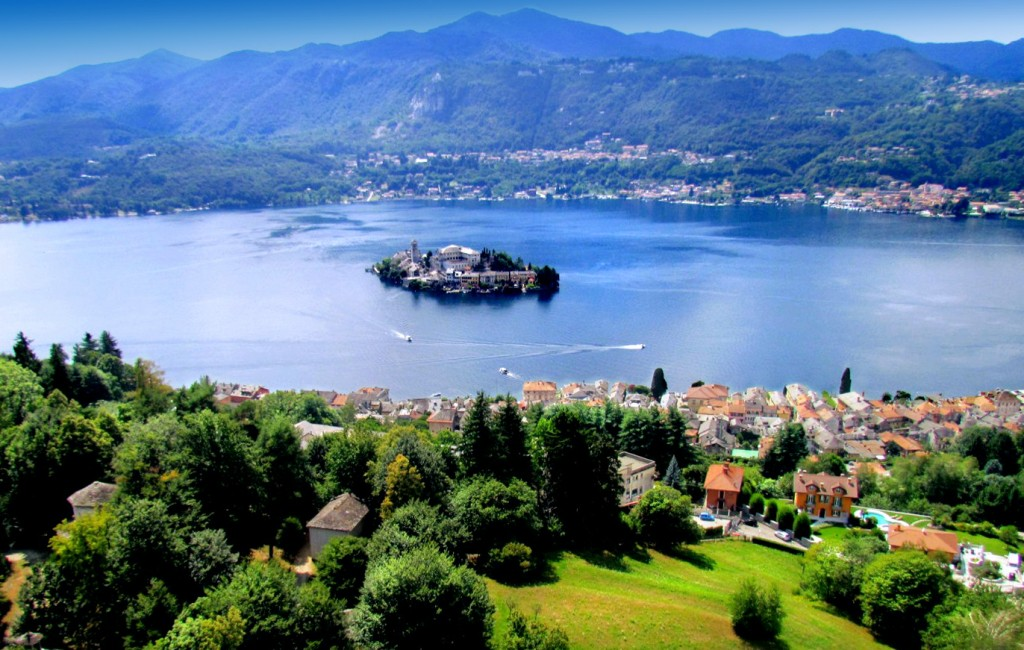 Lake Orta - Italy - Oliver's Travels