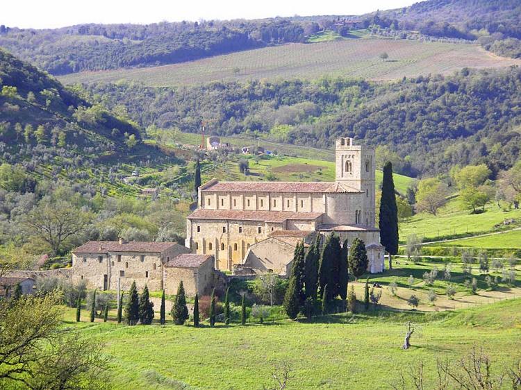 Mulino Della Frateria  - Tuscany - Oliver's Travels