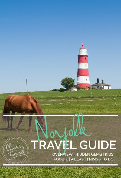 Norfolk travel guide