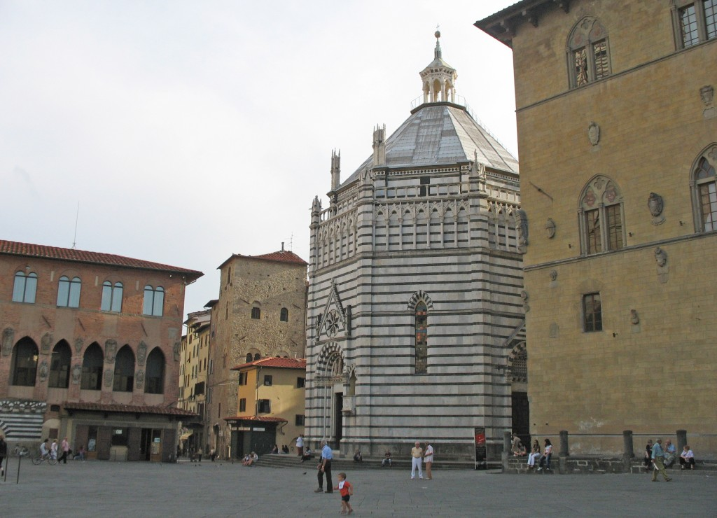 Il Duomo di San Zeno - Pistoia - Tuscany - Rokus Cornelis