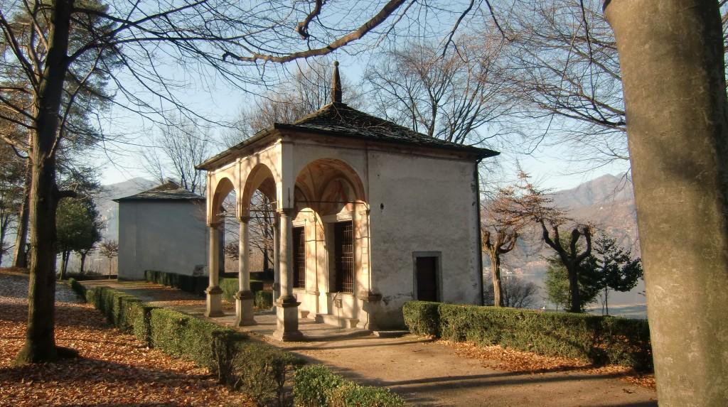 Sacro Monte Di Orta - Italy - Oliver's Travels