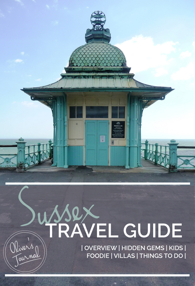 Sussex travel guide.