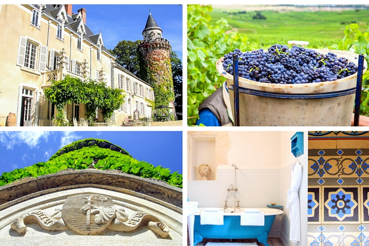 La Tour de Fontaine - Burgundy - Oliver's Travels