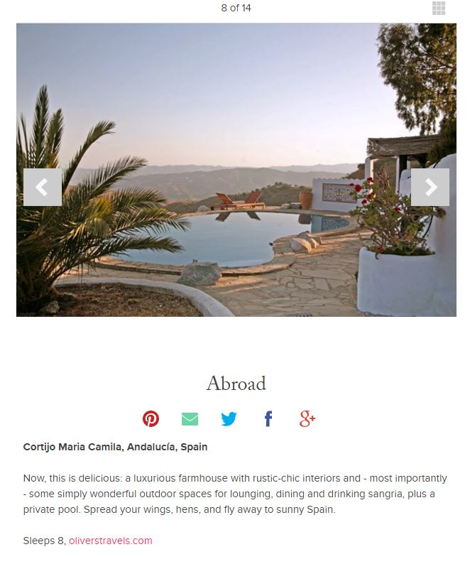 You & Your Wedding - Cortijo Maria Camilla - Oliver's Travels