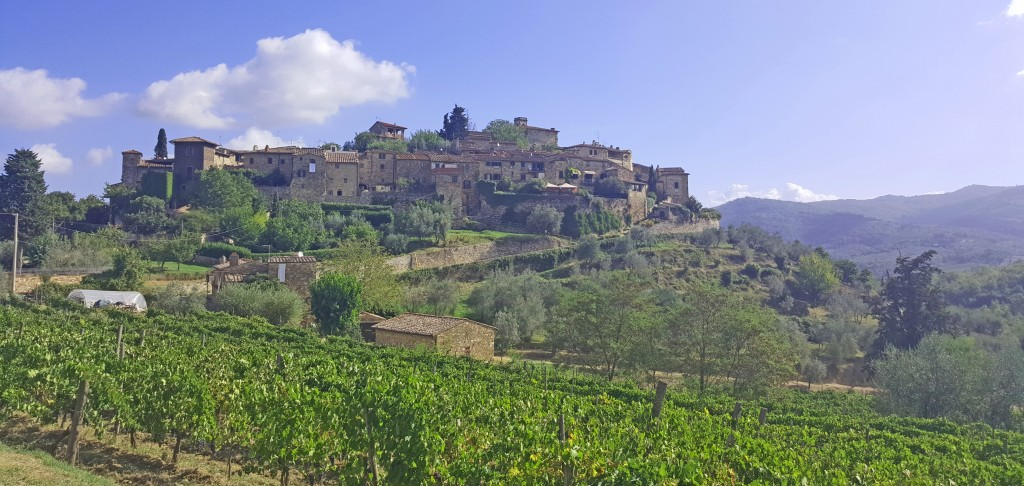 Montefioralle Village - Best Towns and Villages in Tuscany