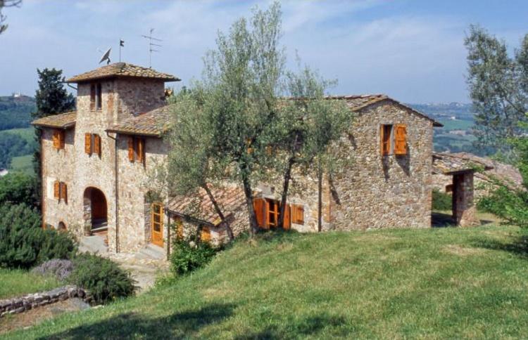 Casa Poggio - Tuscany - Oliver's Travels