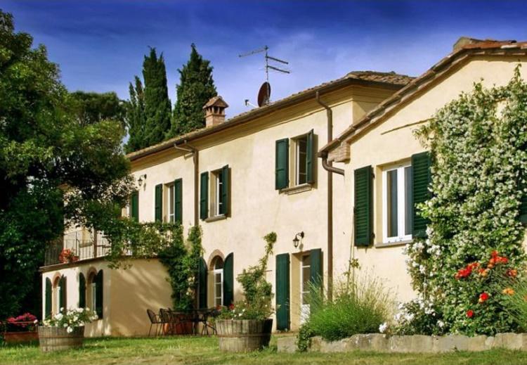Villa Poggio - Tuscany - Oliver's Travels