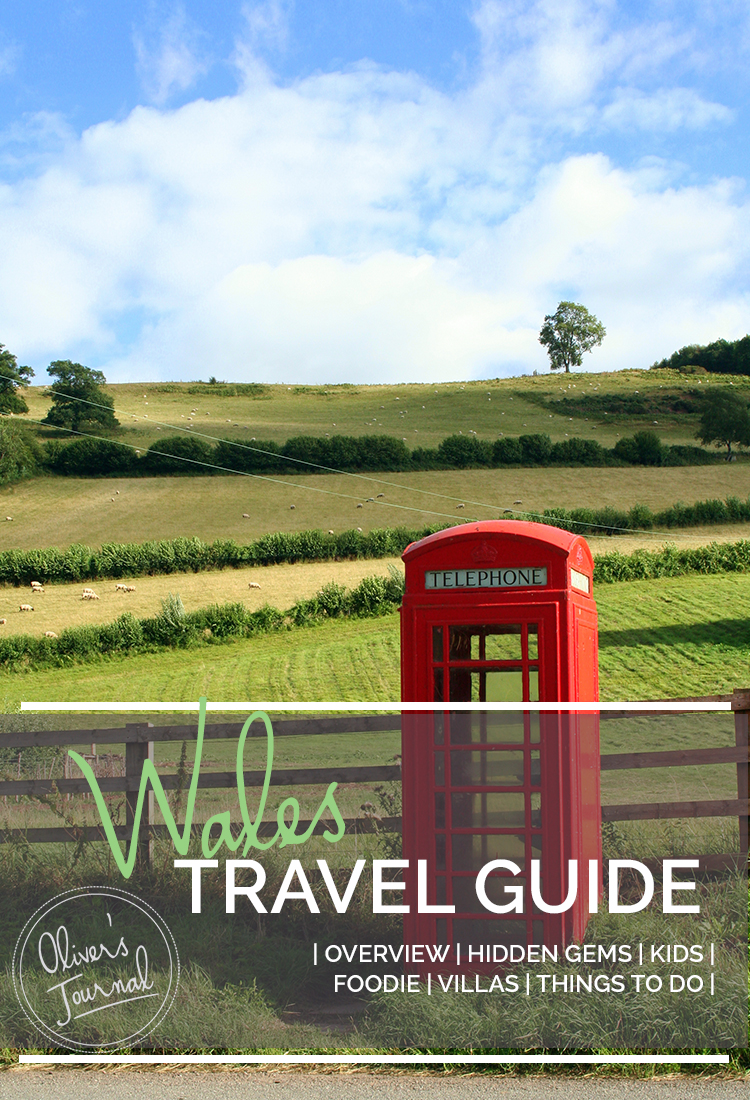Wales travel guide.