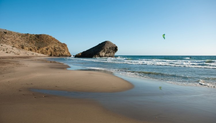 Monsul beach, Cabo de Gata natural park, Almería, Spain