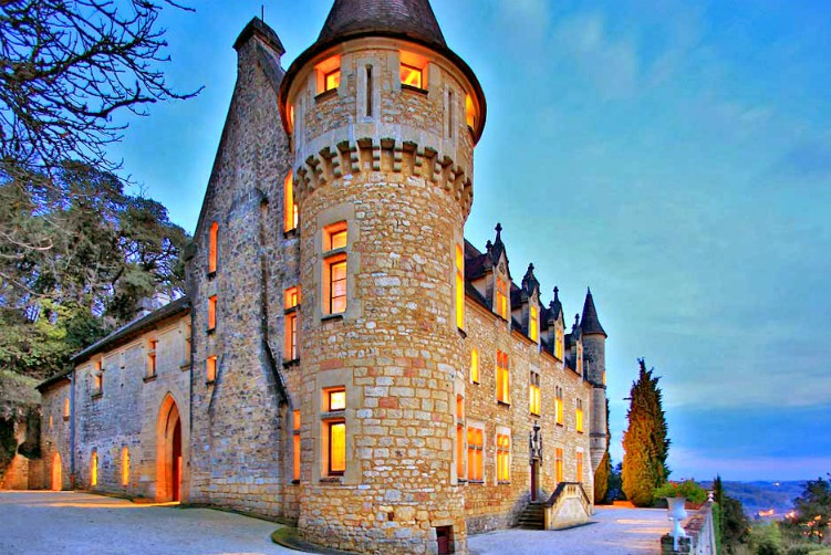Chateau de Ruffiac - Dordogne - Oliver's Travels