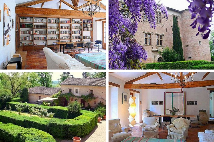 Maison Cougoreux - Languedoc - Oliver's Travels