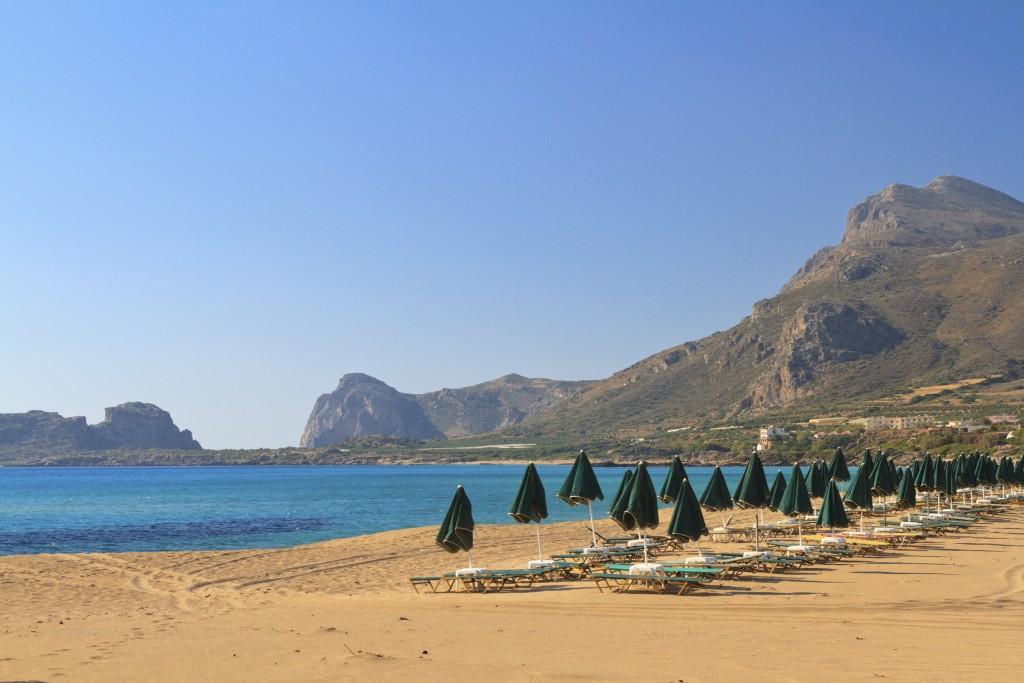 Falasarna Beach - Crete, Greece