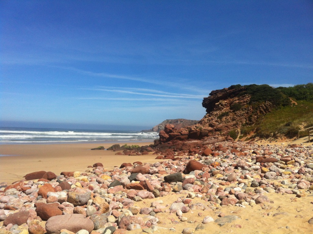 Praia do Amado - Algarve - Oliver's Travels
