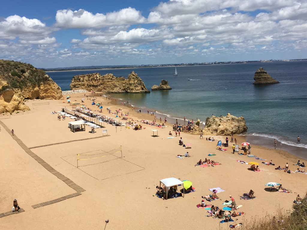 Praia do Ana - Lagos - Algarve - Oliver's Travels