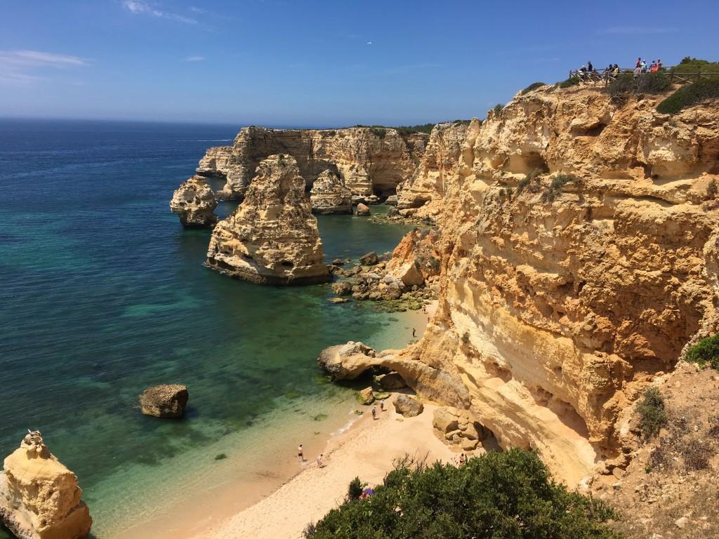 Praia da Marinha - Algarve - Oliver's Travels