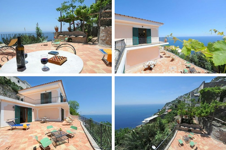 Villa Dina - Amalfi Coast - Oliver's Travels