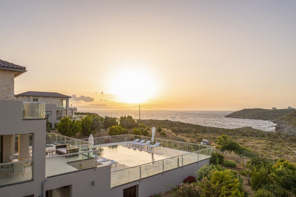 Sea View Villas - Crete - Oliver's Travels