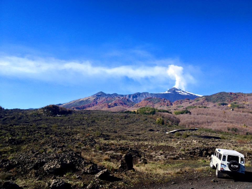 Go Etna - Sicily