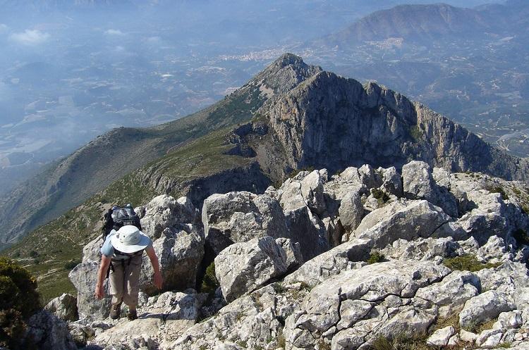 Alicante Mountains
