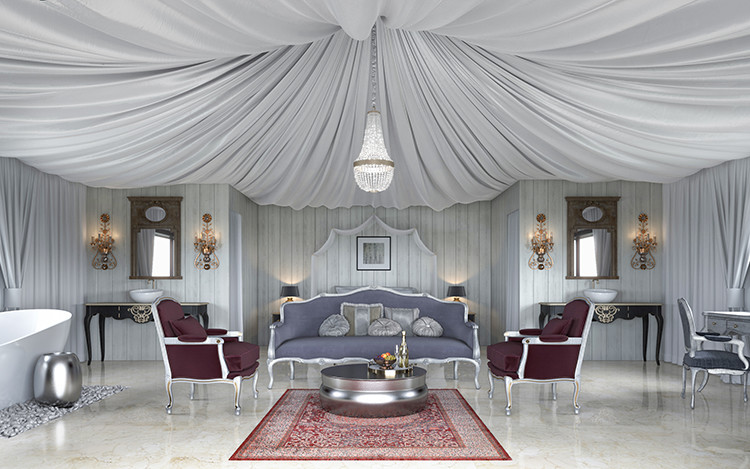 Bambu Luxury Tent - Andalucia - Oliver's Travels