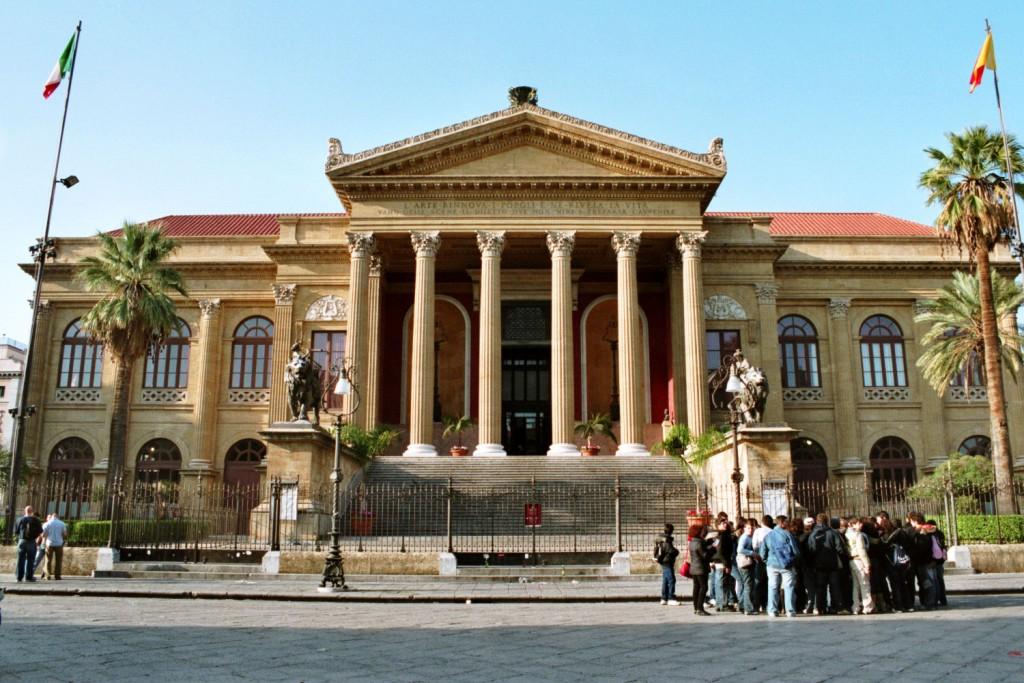 Teatro Massimo Vittorio Emanuele - Sicily