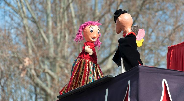 Puppetry - iStock