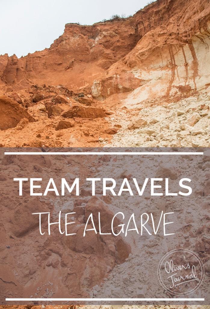 Teams travels- The algarve