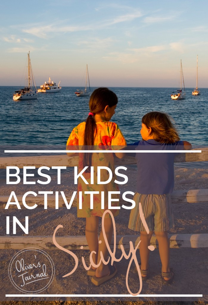The Best Family Activities in sicily
