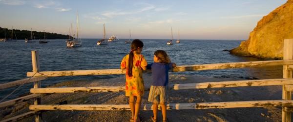 Kids in Sicily