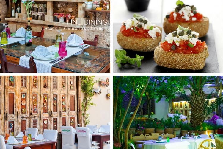 Avli Restaurant, Greece