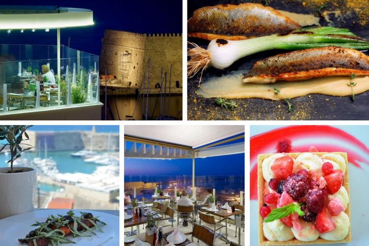Herb's Garden Restaurant, Greece