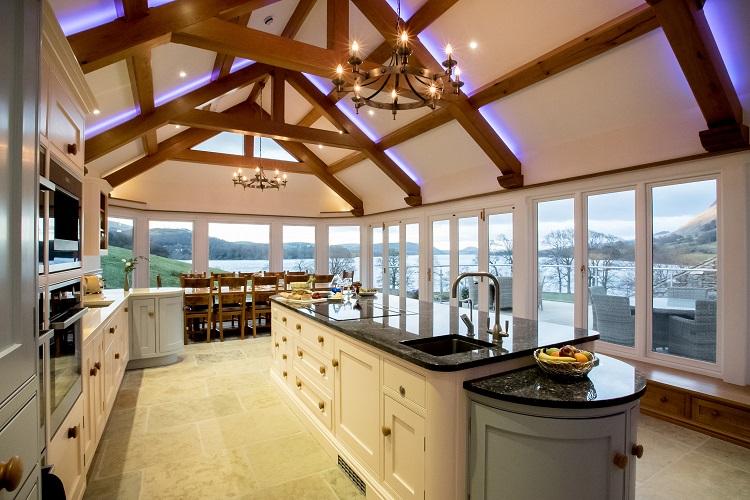 Lakeside House Kitchen
