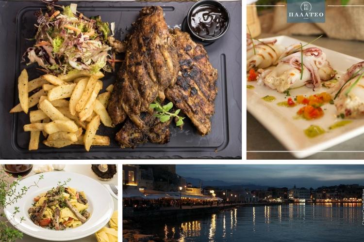 Palazzo-al mare Restaurant, Greece