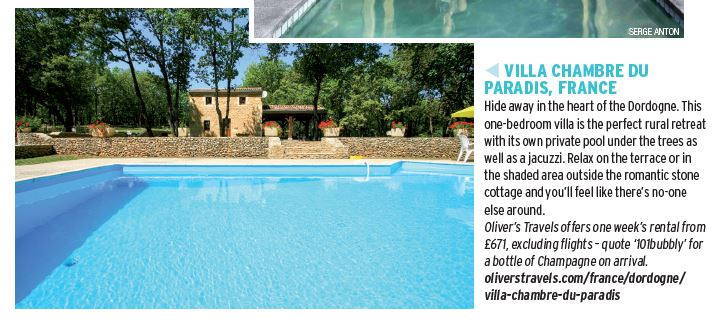 Wedding Ideas Magazine - Villa Chambre du Paradis - Oliver's Travels